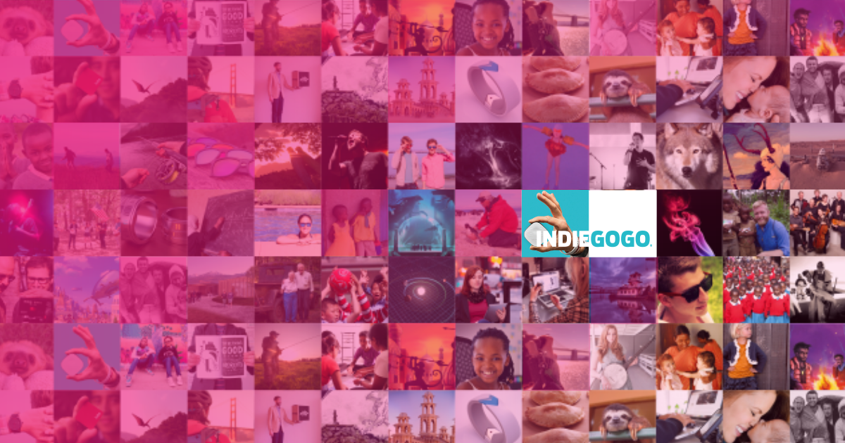 Indiegogo: From concept to market with crowdfunding